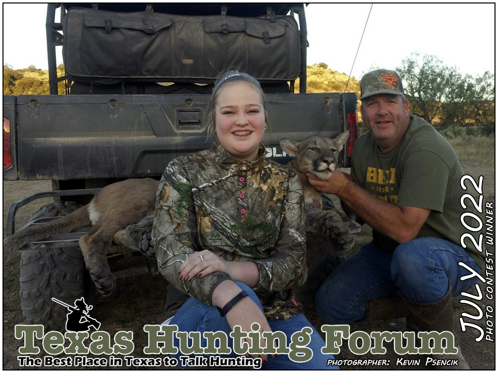 Texas Hunting Forum