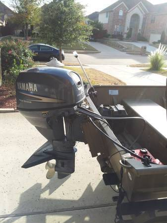Duck hunting fishing boat for sale 4500 trading post for Texas fishing forum boats for sale