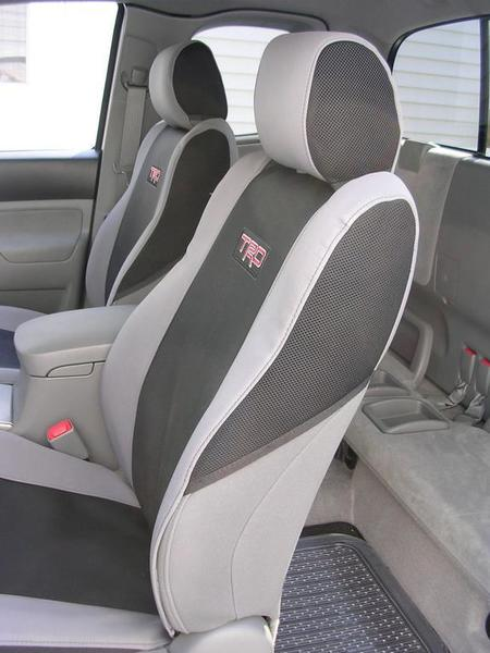 Toyota Tacoma Seat Covers Trd  Velcromag