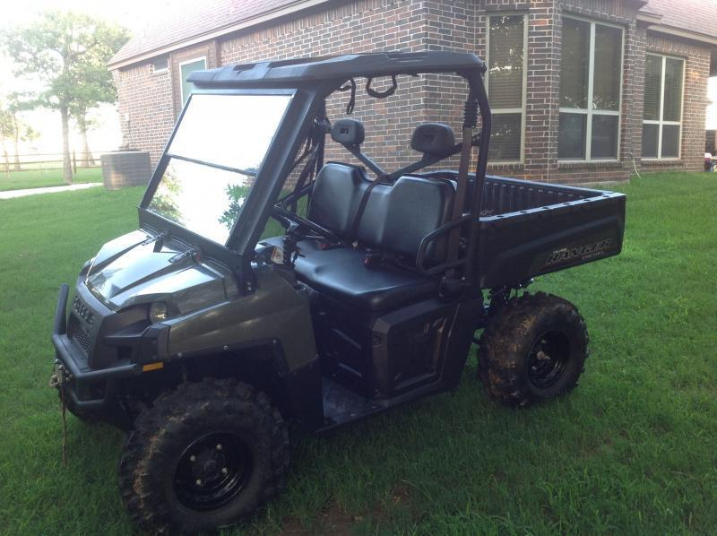 Polaris Ranger Hunting Accessories
