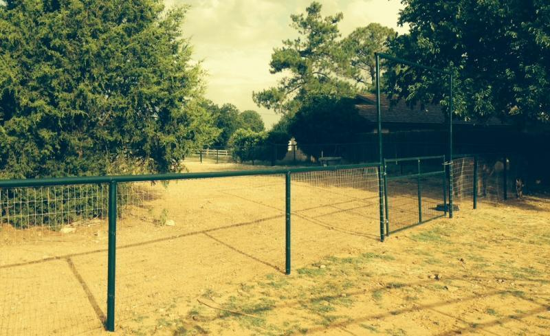 Diy Pipe Fence And Gate Diy Texas Hunting Forum