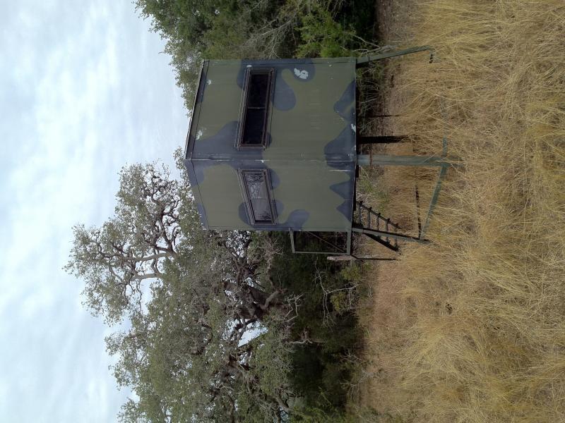 Lets see your deer blinds stands Deer Hunting Texas