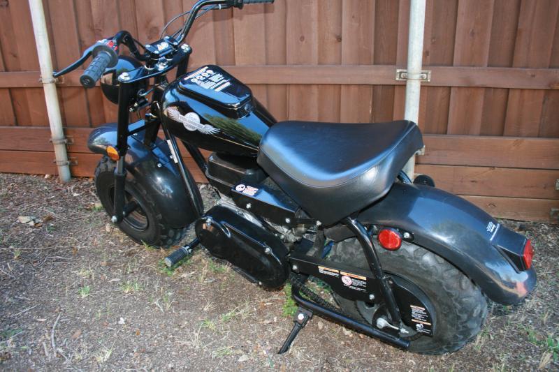 Baja Warrior 200cc Mini Bike