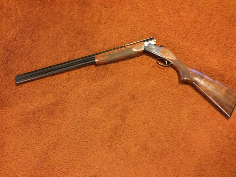 Browning Grand Liege o/u 12 ga - Texas Hunting Forum