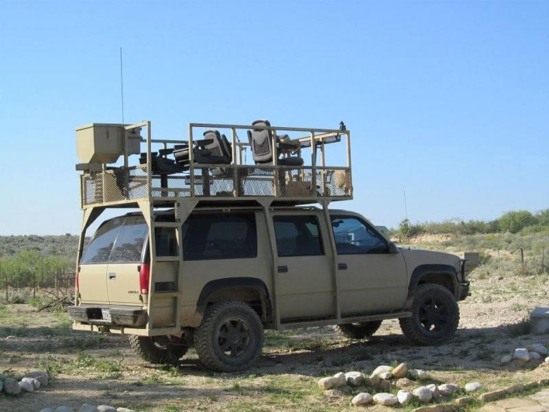 Suburban Ideas Hunting Vehicles Texas Hunting Forum