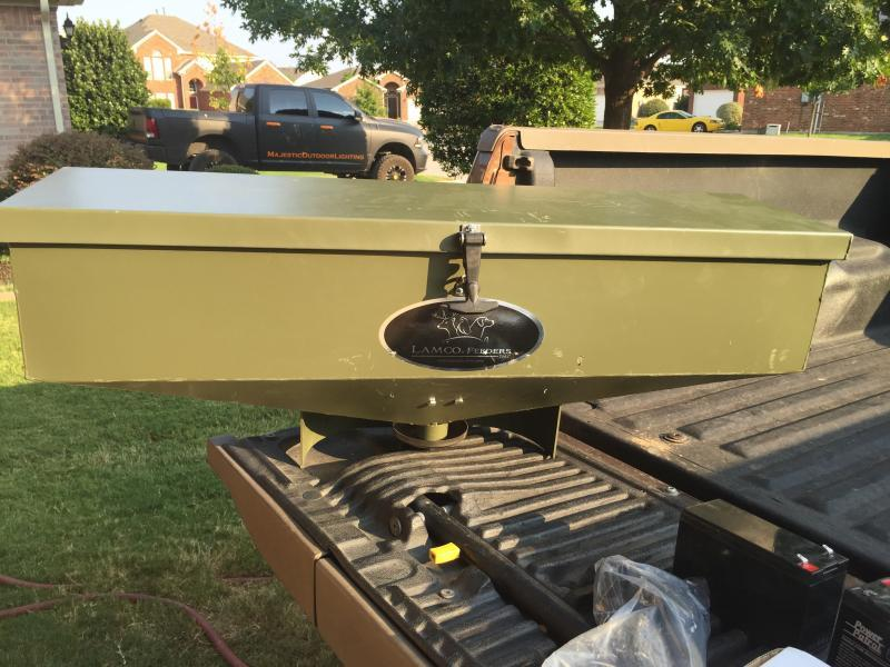 Lamco | Blinds & Feeders | Texas Hunting Forum