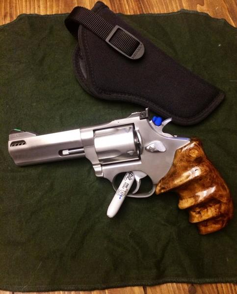 Taurus Stainless Tracker  44 magnum FS price reduced SOLD