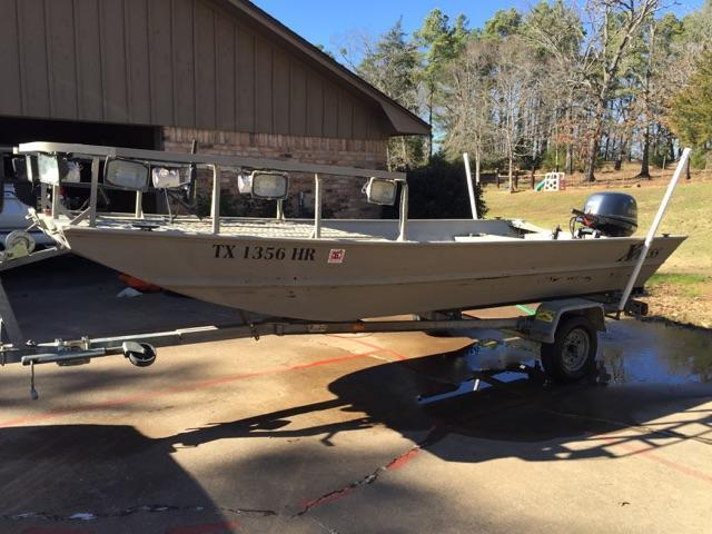 Bowfishing boat for sale trading post swap for Texas fishing forum boats for sale