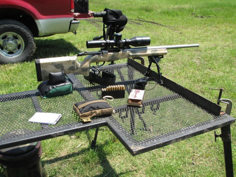 New Rifle - Planning Stages - Texas Hunting Forum