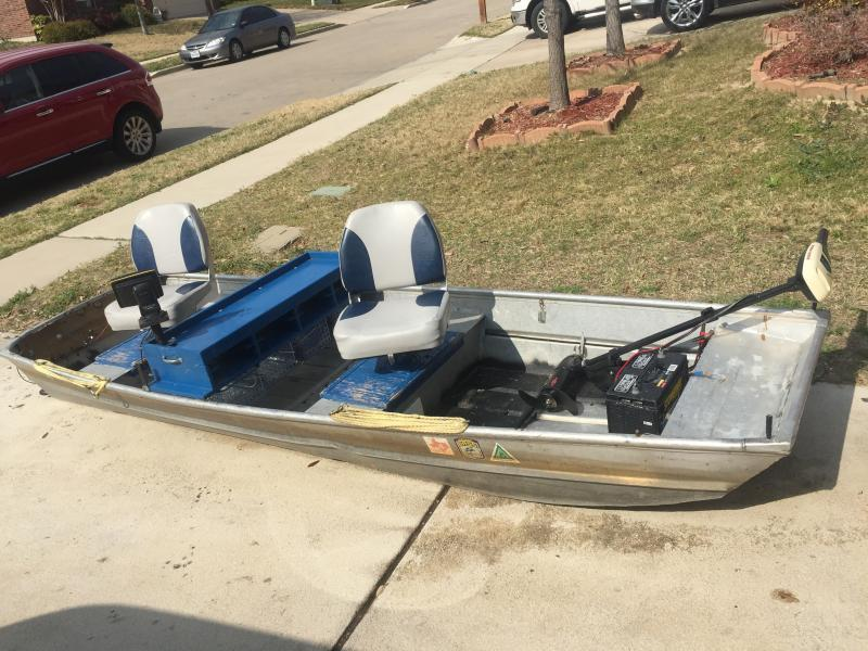 12 ft fishing duck boat for sale trading post swap for Texas fishing forum boats for sale