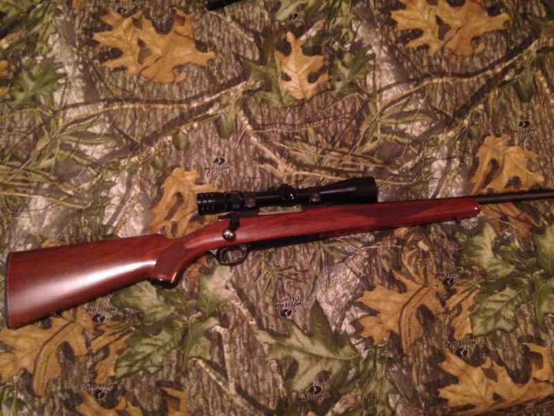 Dating Ruger M77