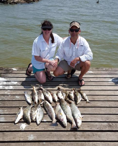Galveston bay fishing outfitters guides texas for Bay fishing galveston