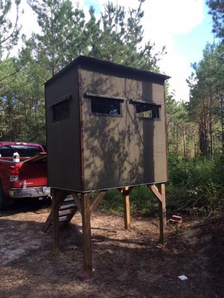 Let S See Your Deer Blinds Stands Deer Hunting Texas