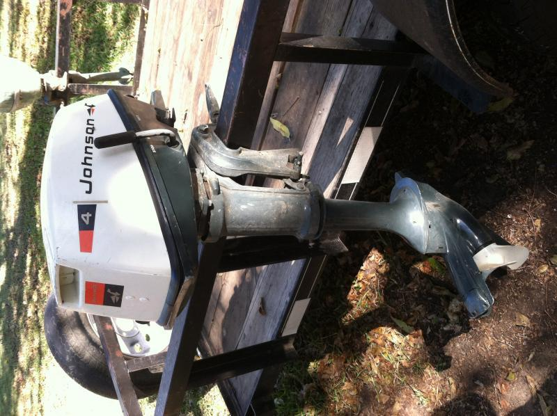 1970 Johnson Outboard Motor Non Hunting Classifieds