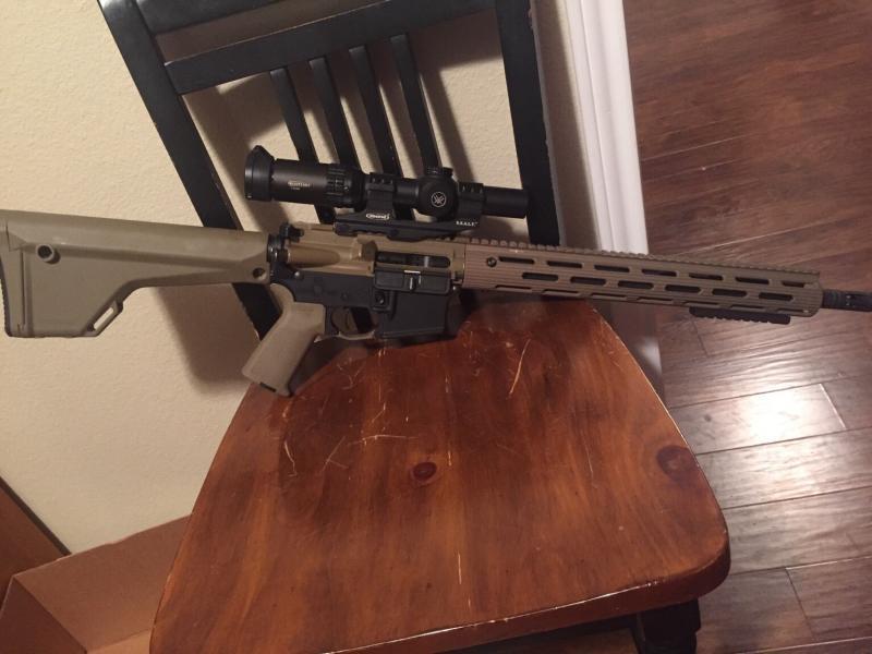 FS 300 Blackout AR *Price Drop* - Texas Hunting Forum