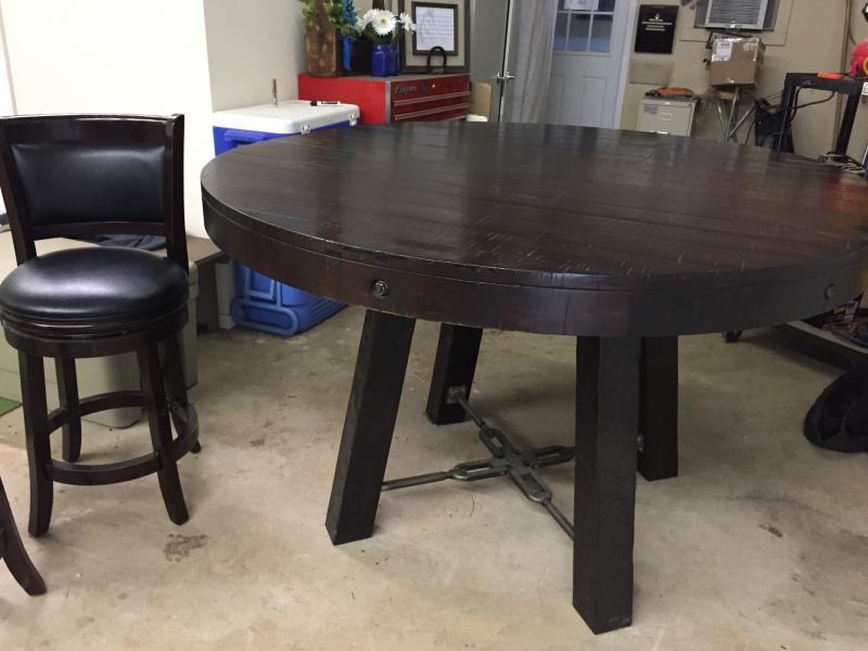 2 Nice Dining Room Tables Sold Non Hunting Classifieds