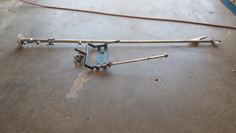 75 long shaft mud motor kit trading post swap for Best mud motor prop