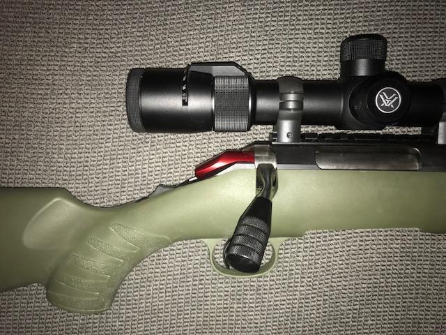 FS: Ruger American Predator  243 with Vortex Viper Scope