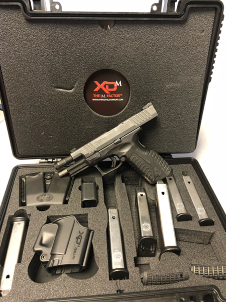 Springfield XDM with Extras | Firearms Sales, Trades and