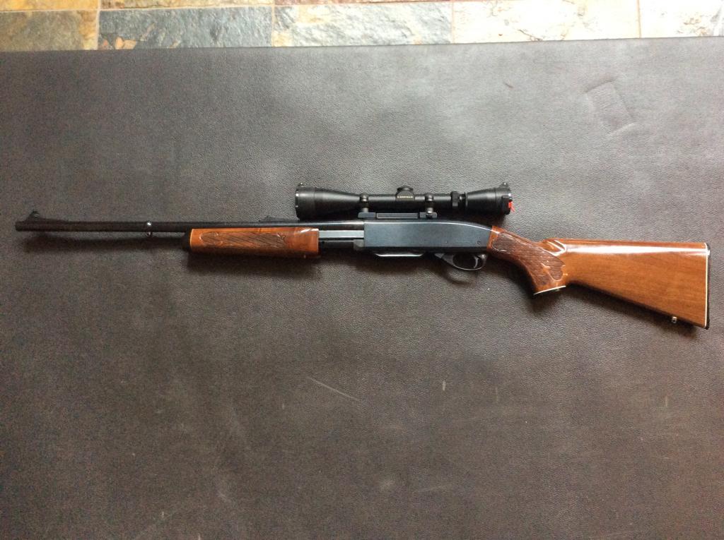 Remington 760 Gamemaster - Texas Hunting Forum