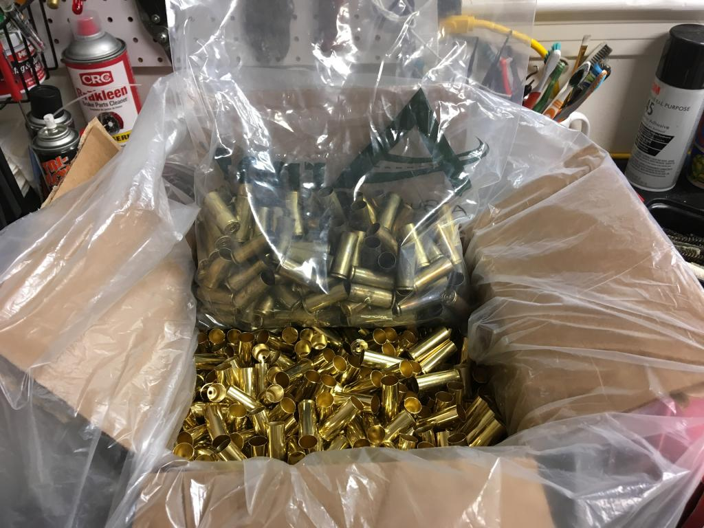 45 LC Colt brass bullets - Texas Hunting Forum