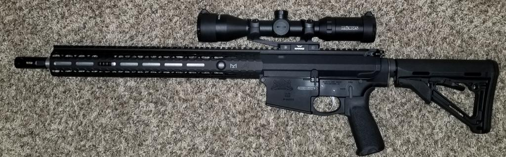 338 Federal or 358 Winchester Upper build - Texas Hunting Forum