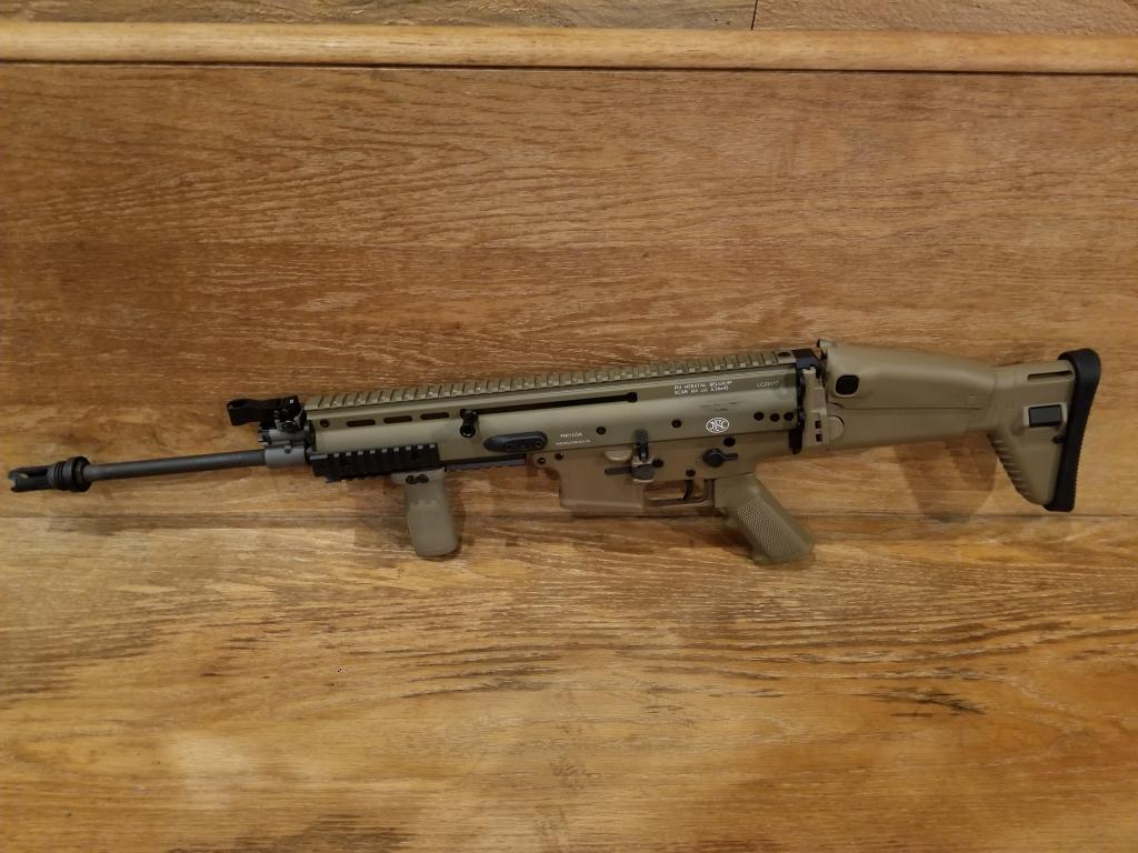 SCAR 16 5 56 - Texas Hunting Forum
