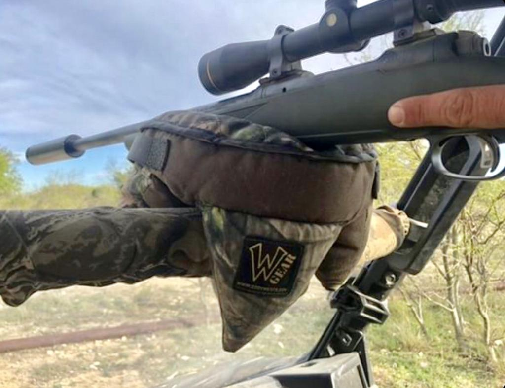 52907538e00f1 If you have never checked W-Gear by Cody Weiser, he has some really cool  shooting bags, soft cases and ammo carriers and they are made here in  Texas: ...