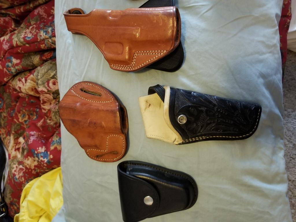 Glock/ misc  Holsters and cuff holders - Texas Hunting Forum